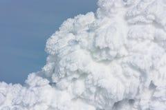 Текстура снега Стоковые Изображения RF