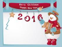 текстура снеговика hoiday картины рождества предпосылки безшовная стоковое изображение