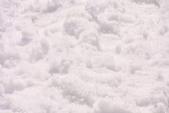 Текстура снежка для предпосылки Стоковые Изображения