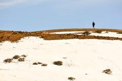 Текстура снежка для предпосылки Стоковые Фото