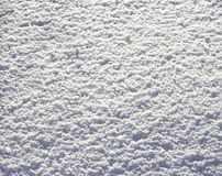 текстура снежка дня солнечная Стоковая Фотография