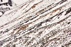 Текстура снежка для предпосылки Стоковое фото RF