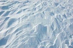 текстура снежка Стоковое Изображение
