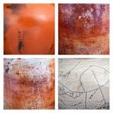 текстура собрания предпосылки керамическая Стоковая Фотография RF