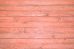 Текстура современных деревянных панелей имитируя журналы Стоковое фото RF