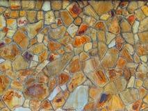 текстура Справочная информация Камни искусственная голубая светлая каменная стена Стоковая Фотография RF