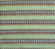 Текстура сплетя ткани руки Стоковое Фото