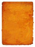 Текстура старой бумаги Стоковая Фотография
