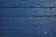 Текстура старой доски сини предпосылки Стоковые Изображения RF