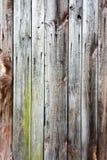Текстура старой деревянной загородки Стоковые Фотографии RF