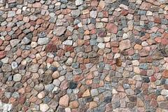 Текстура старой каменной кладки Стоковая Фотография RF