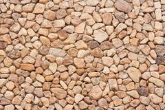 Текстура старой каменной стены Стоковая Фотография