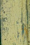 Текстура старой покрашенной деревянной стены стоковое фото