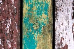 Текстура старой планки Стоковая Фотография RF