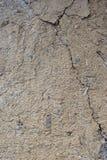 Текстура старой стены старого дома Стоковые Изображения