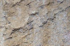 Текстура старой стены старого дома Стоковое Изображение