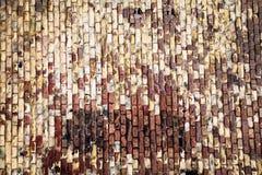 Текстура старой стены grunge высококачественная Стоковое Изображение