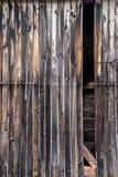 Текстура старых выдержанных древесины и ротанга Стоковое фото RF