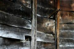 Текстура старых деревянных прокладок стоковое изображение