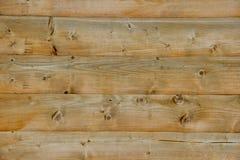 Текстура старых деревянных панелей Стоковые Изображения RF