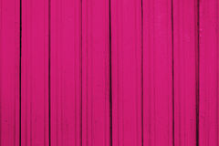 Текстура старых деревянных планок с краской шелушения Стоковая Фотография