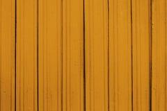 Текстура старых деревянных планок с краской шелушения Стоковая Фотография RF