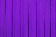 Текстура старых деревянных планок с краской шелушения Стоковое Фото