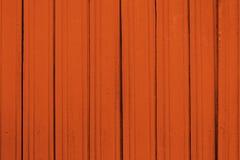 Текстура старых деревянных планок с краской шелушения Стоковые Фото