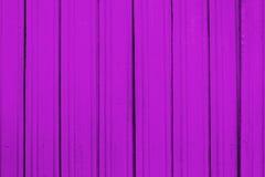 Текстура старых деревянных планок с краской шелушения Стоковые Изображения