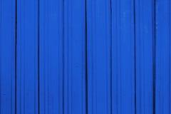 Текстура старых деревянных планок с краской шелушения Стоковое Изображение RF