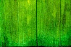 Текстура старых деревянных планок с треснутой и смазанной краской Стоковое Изображение