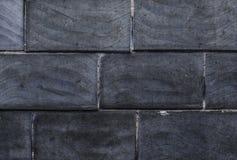 Текстура старых плиток стены с слезать яркую краску Стоковое Изображение RF
