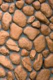 Текстура стены больших камней Стоковая Фотография RF