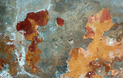Текстура стены грубого гипсолита Стоковые Изображения RF
