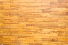 Текстура стены деревянного блока Стоковое Изображение
