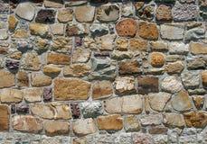 Текстура стены замка стоковые изображения rf
