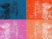 Текстура стены искусства шипучки бесплатная иллюстрация