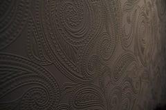 Текстура стены предпосылки флористическая Стоковое Изображение