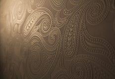 Текстура стены предпосылки флористическая Стоковые Изображения