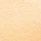 Текстура стены цемента персика Стоковая Фотография