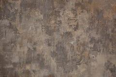 Текстура стены цемента серая Стоковые Изображения