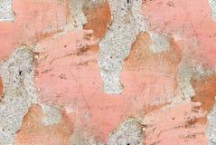 Текстура стены Grunge - безшовная предпосылка Стоковое Фото