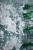 Текстура стены Grunge серая Стоковые Фото