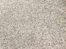 Текстура структуры конкретной поверхности с частями малого конца-вверх камней Стоковое фото RF