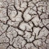 текстура сухой почвы Стоковые Фото