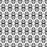 Текстура с абстрактными элементами Стоковое фото RF