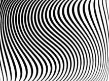 Текстура с волнистым, изгибает линии бесплатная иллюстрация