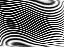 Текстура с волнистым, изгибает линии иллюстрация штока