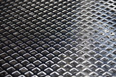 Текстура сделанная от нержавеющего гриля Стоковое фото RF
