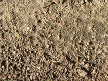 Текстура с камнями Стоковые Фотографии RF
